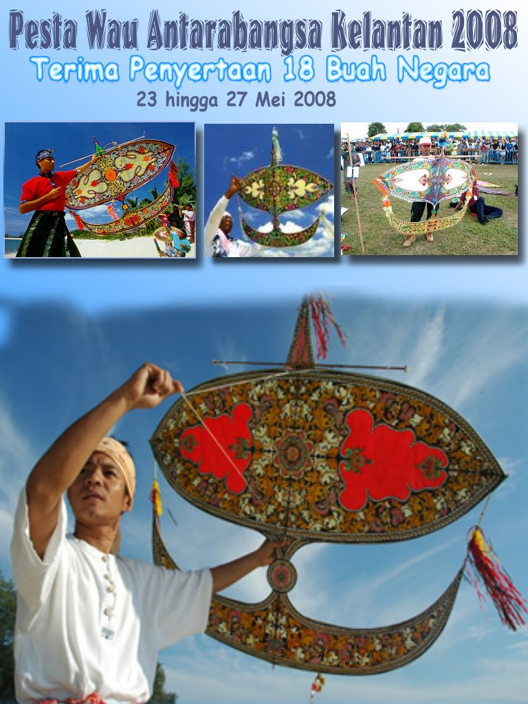 Permainan Tradisional Kelantan