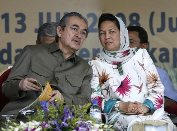 Image result for abdullah badawi dan jeanne