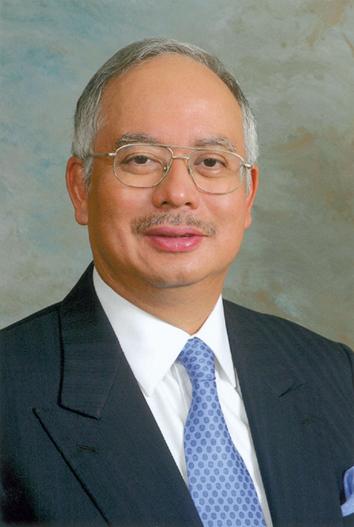 YAB Dato' Seri Mohd Najib Bin Tun Abd Razak
