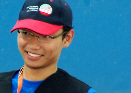 dia menemani Anwar ke Hong Kong awal bulan Mei lalu, Bangkok pada hujung bulan yang sama, dan ke Singapura pada 16 hingga 18 Jun.