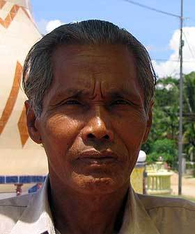 Polis mempunyai maklumat bahawa Ayah Pin yang dipercayai berada di Thailand Selatan telah pulang ke tanah air. Apabila dirujuk kepada Jabatan Agama Islam Negeri Terengganu sama ada untuk menahannya, jabatan berkenaan mengatakan tidak perlu.