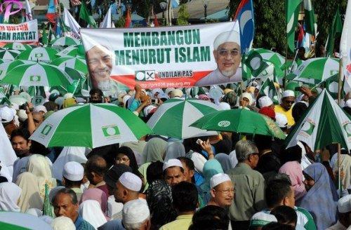 MALAYSIA-POLITICS-VOTE