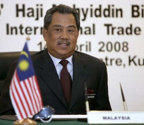 Bagi Malaysia, ia bukan perubahan kerajaan tetapi kepimpinan. Parti memerintah yang sama. InsyaAllah, Datuk Seri Najib Tun Razak akan mengambil alih (kepimpinan) daripada Datuk Seri Abdullah Ahmad Badawi.