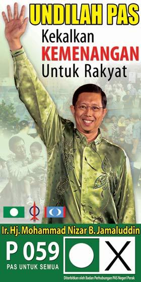 Pilih pemimpin yang amanah, sehingga dia benar-benar berusaha mensejahterakan rakyatnya. Bukan hanya mampu menjual aset negara atau kekayaan alam Malaysia untuk kepentingan peribadi dan kelompoknya.