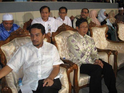 Seperti YB ikuti, calon BN telah tewas dengan majority yang lebih besar dari pilihanraya umum 2008, sekalipun gambar YB sebagai 'Menteri Besa' tersenyum lebar dan terpampang di mana-mana. Kemenangan YAB Datuk Sri Nizar telah membuktikan segala-galanya.