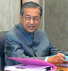 Perdana Menteri yang baru dikatakan amalkan rasuah dan terlibat dalam kes bunuh - T