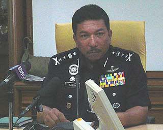 Sebagai langkah pencegahan, polis boleh mangambil tindakan awal mengikut Seksyen 105, Kanun Acara Jenayah, jika nampak niat, pergerakan walaupun sehari sebelumnya - Ketua Polis Kuala Lumpur