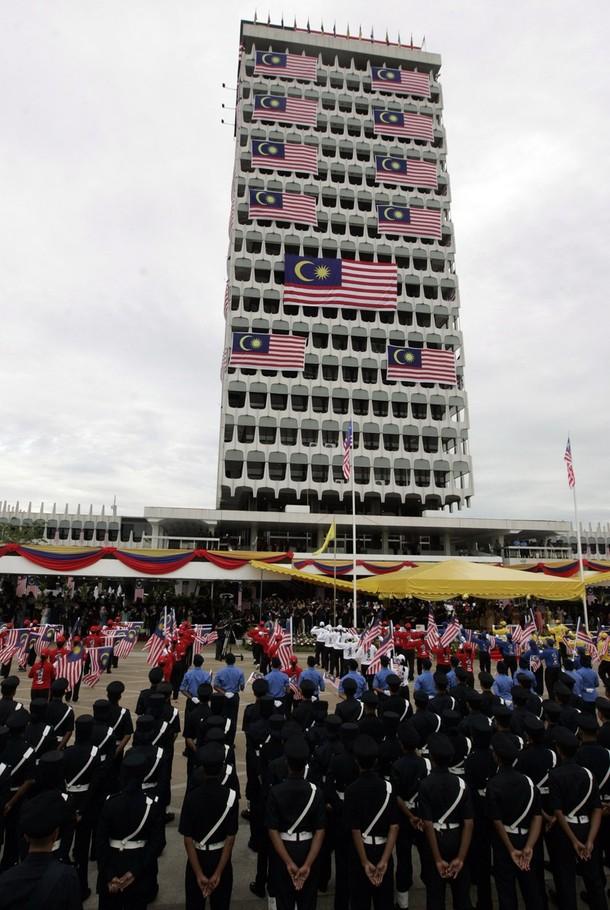 Gambar Sambutan Kemerdekaan Bersama PM 1 Malaysia